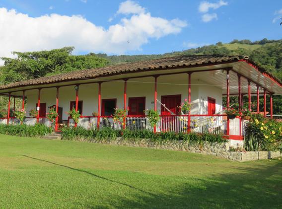 Mountain House Exterior