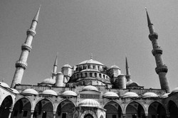 Blue Mosque-Istanbul