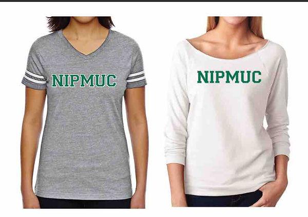 ladies nipmuc shirts.jpg