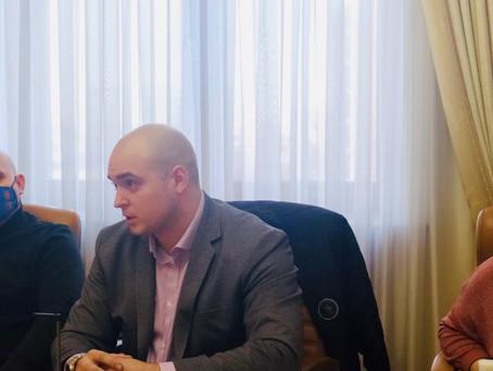 Презентация проектов УМНЫЙ ГОРОД и БЕЗОПАСНОЕ ПРОСТРАНСТВО 10.02.21