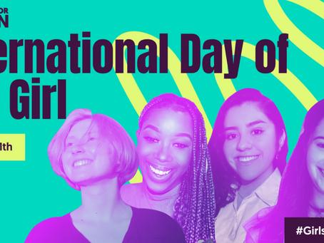 INTERNATIONAL DAY OF THE GIRL