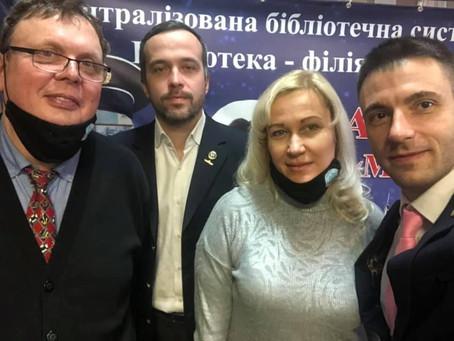 Збори письменників-мариністів міста Одеси