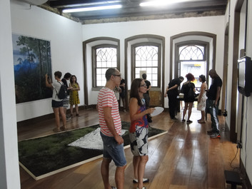 Exposição Abre Alas na Galeria Gentil carioca/RJ
