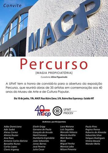 Miguel Penha e mais 35 artistas participam da mostra no MACP