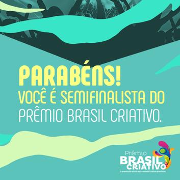 Dentro da Mata semifinalista para o Premo Brasil Criativo