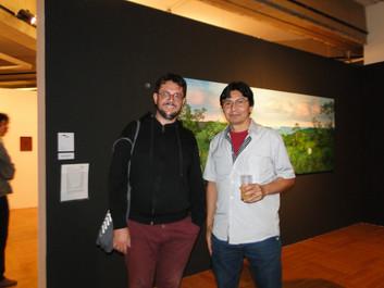Conversação com o artista Miguel Penha