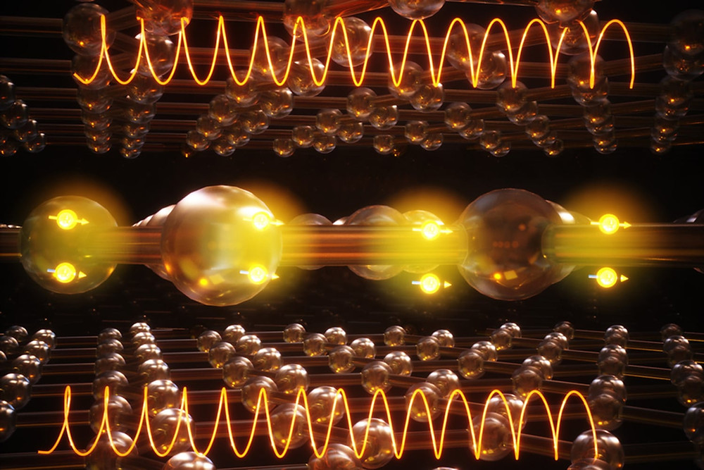 An impression of super conductivity