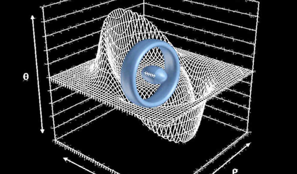 Illustration of Warp drives