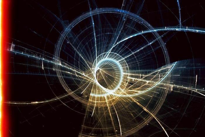 An artist's endeavour of showing loops in Quantum loop gravity