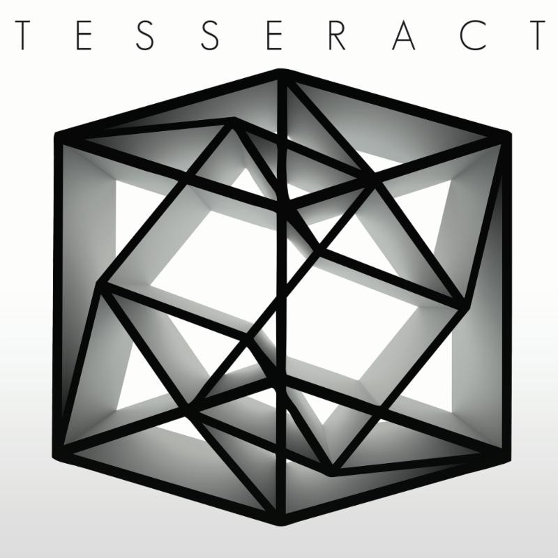 A representation of a four-dimensional object (TESSERACT)