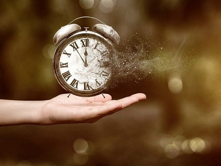 What is time? Does it even exist?