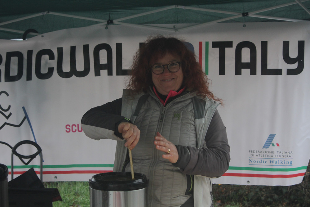 Cecilia versione cuciniera