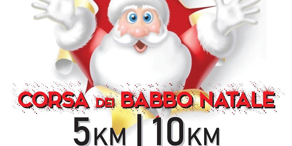 Corsa dei Babbo Natale