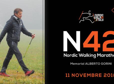 Nordic Walking: torna a Mestre la N42