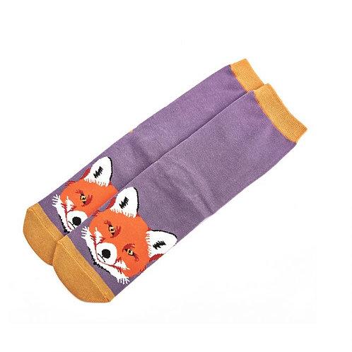 Fox Face Socks