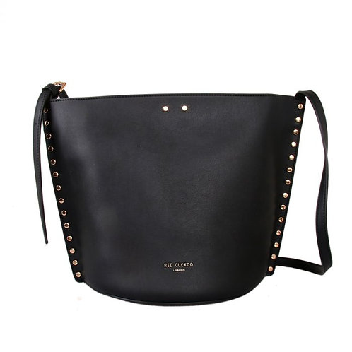 Studded Bucket Bag