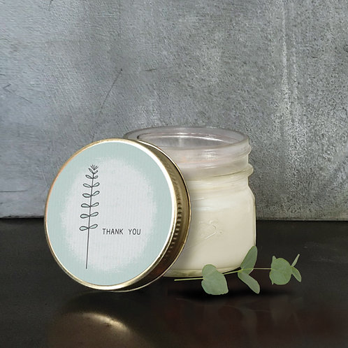 Hedgerow Soy Candle-Thank You