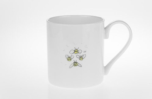 Welsh Connection - Bee Mug