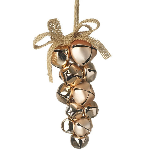 Hanging Copper Bell Decoration