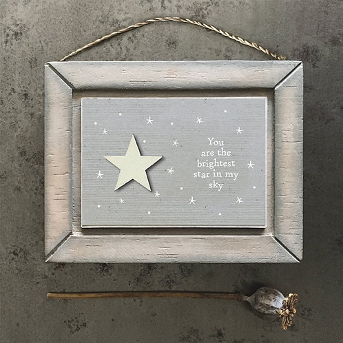 Landscape pic-You Are The Brightest Star in My Sky