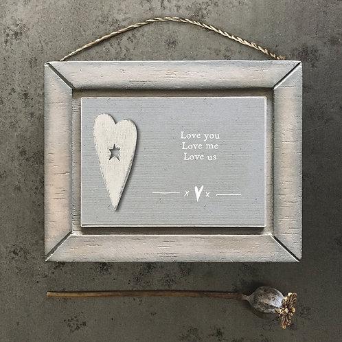 Landscape pic-Love you, love me, love us