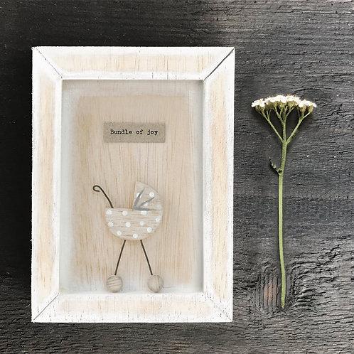 Box frame-Bundle of Joy