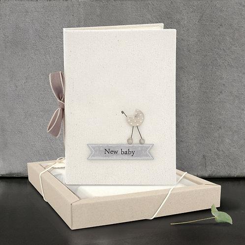 Ribbon Album-New Baby