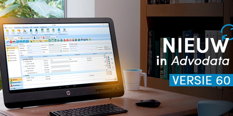 Webinar: Nieuw in Advodata