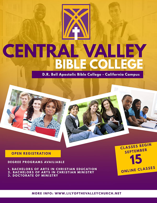 Copy of College Fair Flyer Design Templa