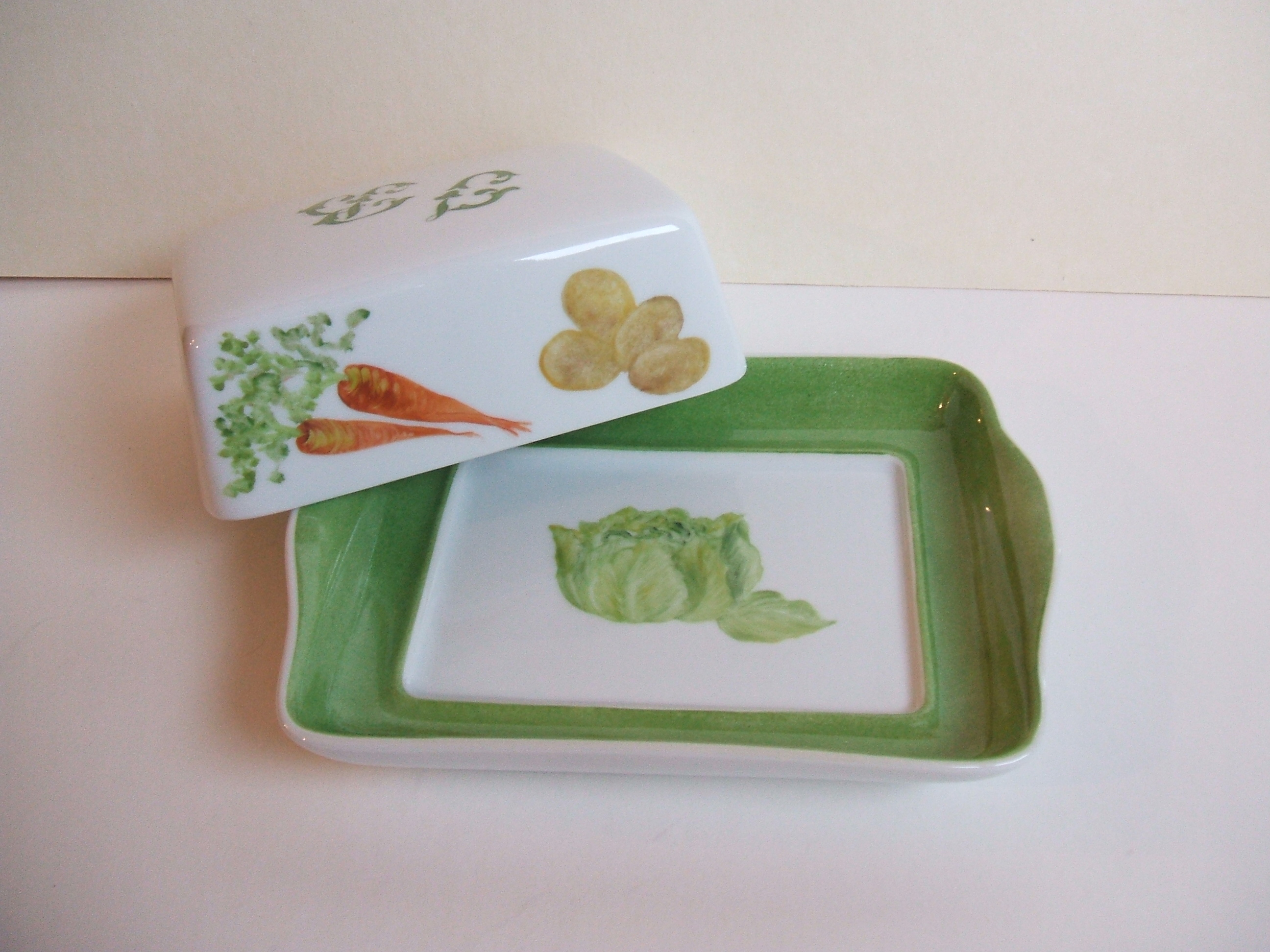 Beurrier légumes