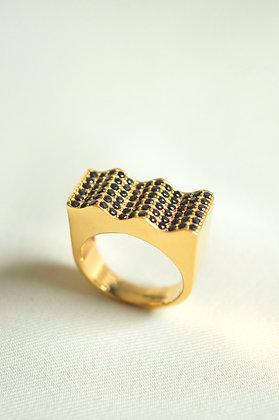 Onda Ring Black