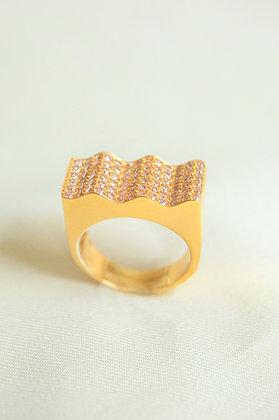 Onda Ring Morganite