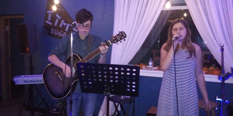 Calm Waters Cafe' Open Mic Night