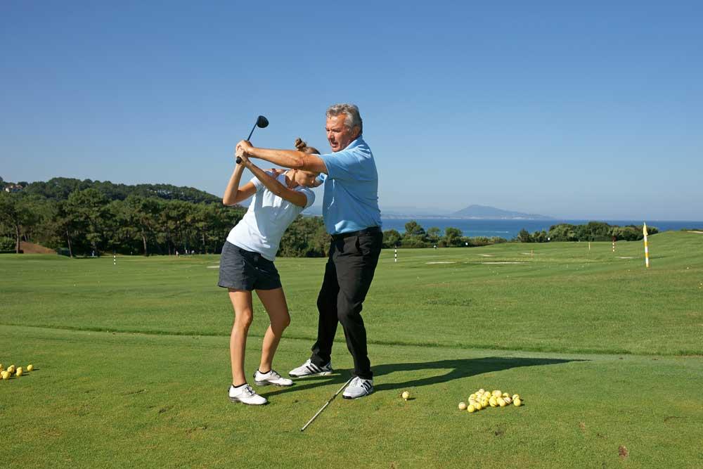Perfectionnement golf