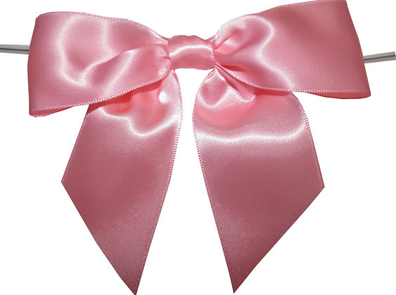 "5"" Twist Tie Bows-                     50 pack"
