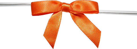 "1.75"" Twist Tie Bows- 250 pack"