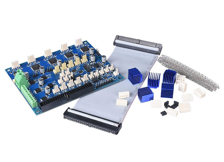 MKS DUEX5 Expansion Board  for DUET2 WIFI