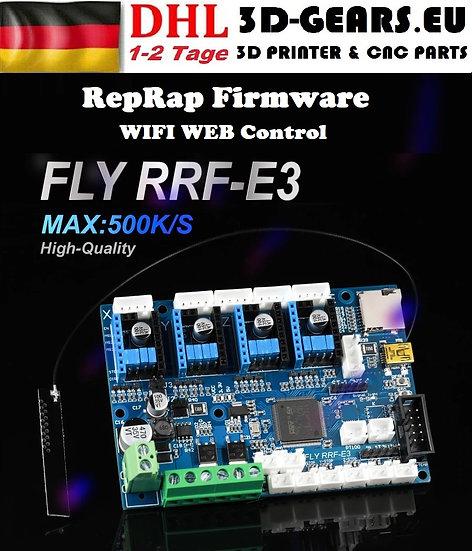 """FLY RRF E3 32BIT Wie DUET 2 WIFI 4/7"""" RepRap 3D Drucker TMC2209 4 Axis"""