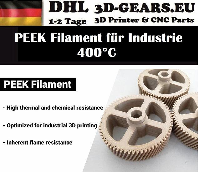 INTAMSYS PEEK 1.75mm High temperature Filament 3D Printer Drucker für Industrie