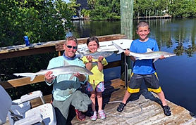 fort myers beach fishing charters | luck o' the irish fishing charters