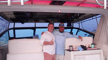 Luck o' The Irish Fishing Charters Goes To Lake Michigan