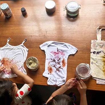Private Kids Bundle Dyeing Workshop