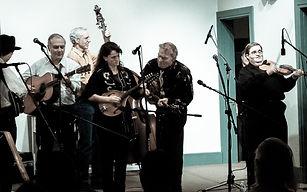live concert band, Micheal Cleveland, Frank Wakefield, Tara Linhardt, mandolin, Marhsal Wilborn