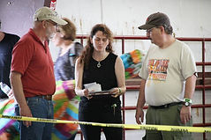 Tara Linhardt, organizer, event
