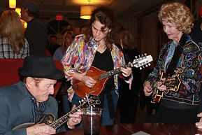 bluegrass mandolins, Tara Linhardt, Donna Stoneman, Jesse McReynolds, mandolin, legend, hero