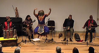 concert at the Lyceum for Washington Folklore Society Arlington, Virginia