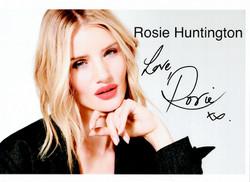 ROSIE HUNTINGTON