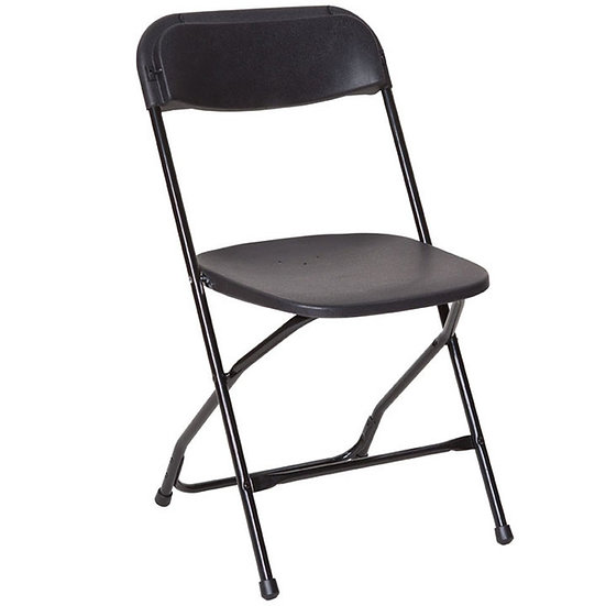 Folding Chairs [Stackable Cart]