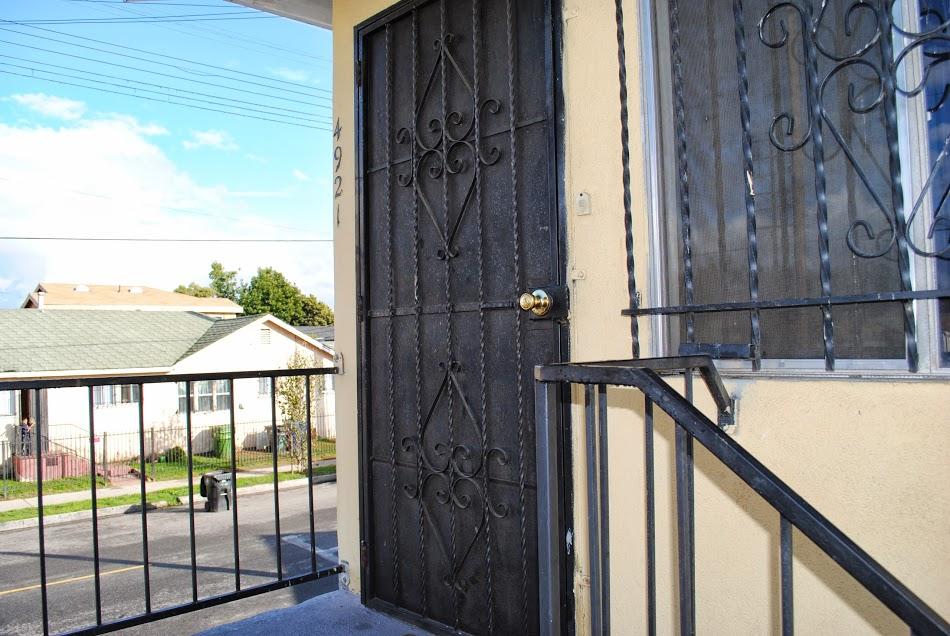 Apartment 3 Front Door