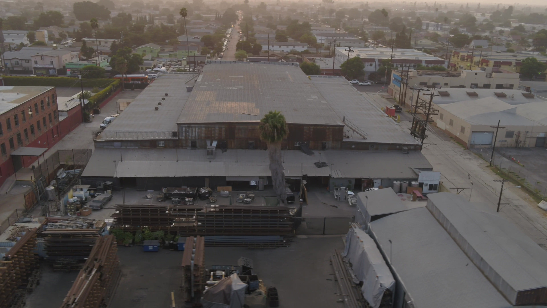 Studios 60 Rooftop Drone Footage.mp4